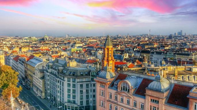 وجهة شهر العسل: فيينا