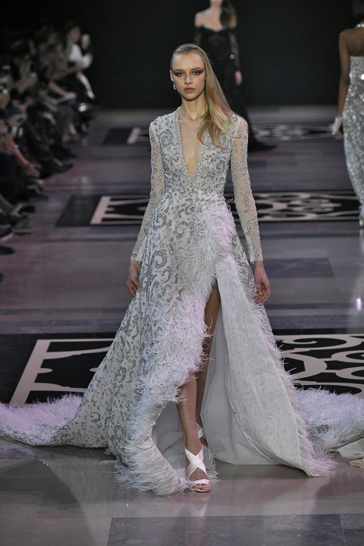 Beautiful Bridal Looks From Paris Fashion Week 2019