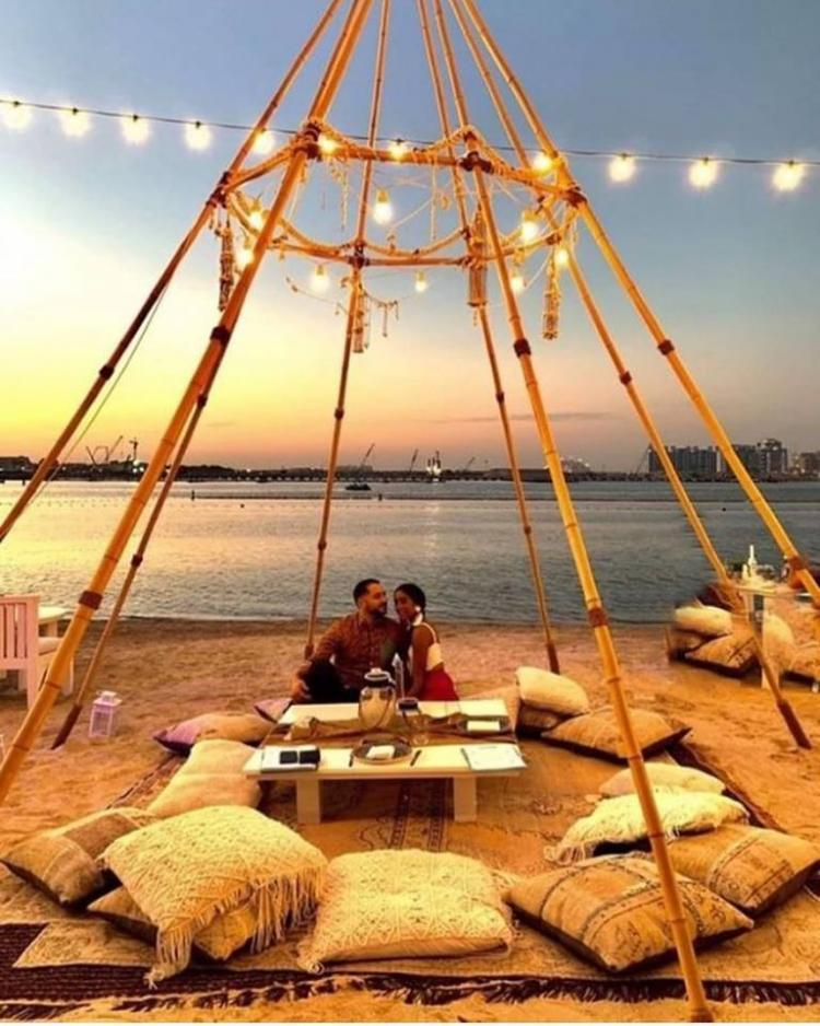 Discover The Most Romantic Restaurants in Dubai
