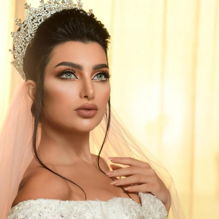 Glamorous Bridal Hairstyles Perfect For The Khaliji Bride