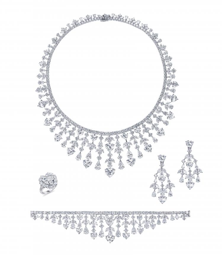 Mouawad Releases New Bridal Sets