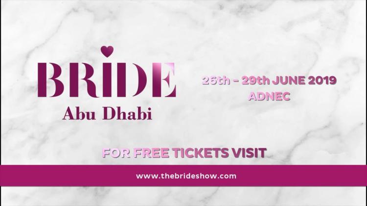 معرض العروس أبو ظبي لعام 2019 لا يفوتك زيارة وجهة التسوق في الصيف