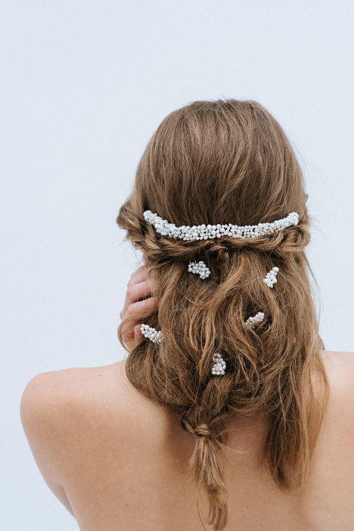 The Trendiest Bridal Hairstyles