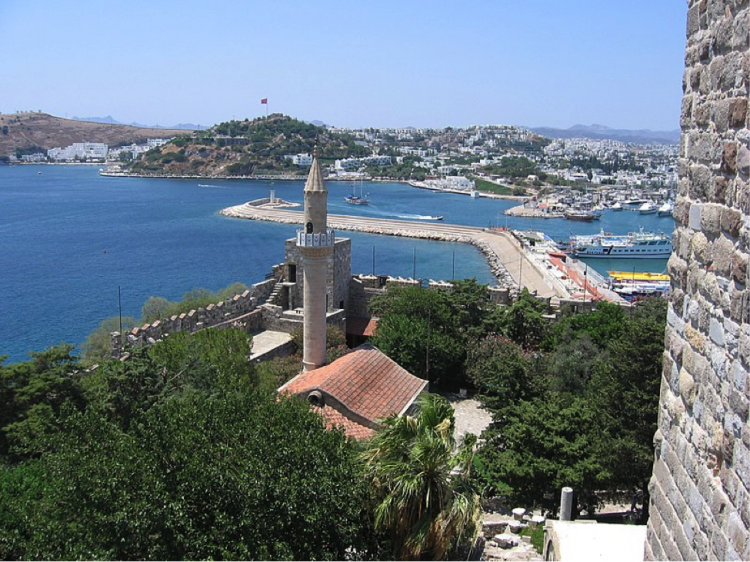Top Tourist Attractions to See in Bodrum, Turkey