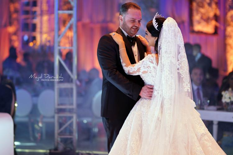 Riad and Tala's Wedding in Damascus