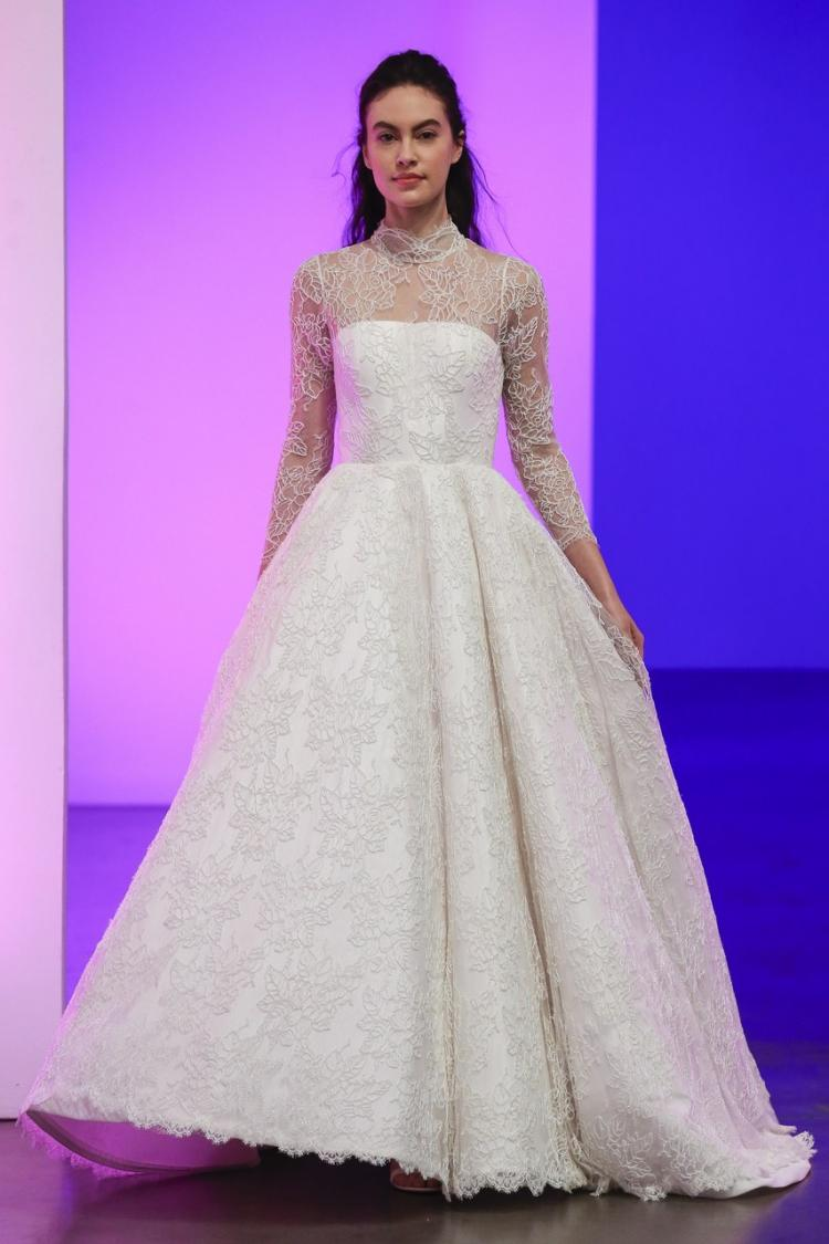 Gracy Accad Fall 2019 Wedding Dress Collection