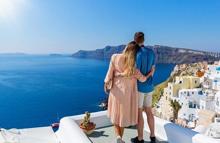 افضل جزر اليونان لشهر العسل