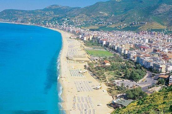 The Best 10 Beaches in Turkey