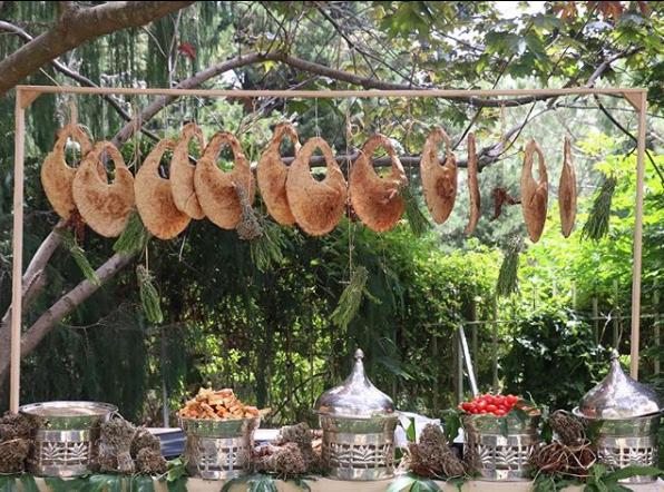 أشهر شركات خدمات الطعام والضيافة لحفل الزفاف في لبنان