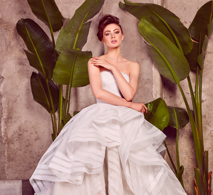 Esposacouture 2019 Bridal Collection Inspired by Lotus Flower