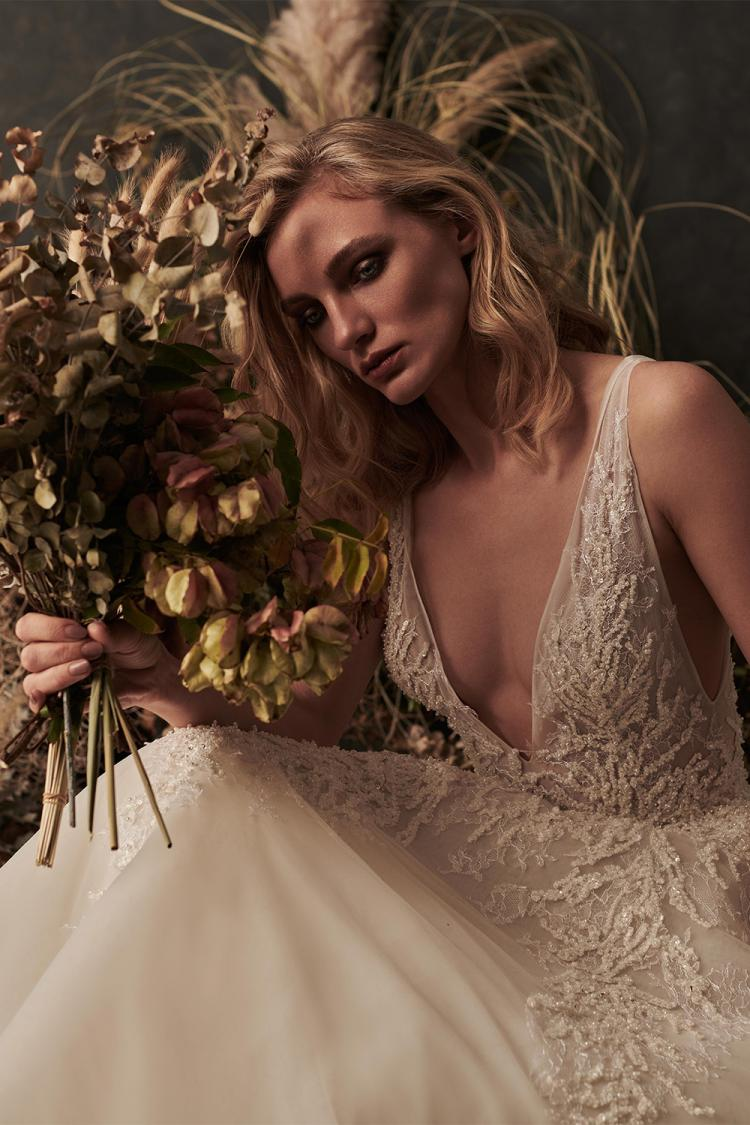 Sandy Nour 2019 Wedding Dress Collection