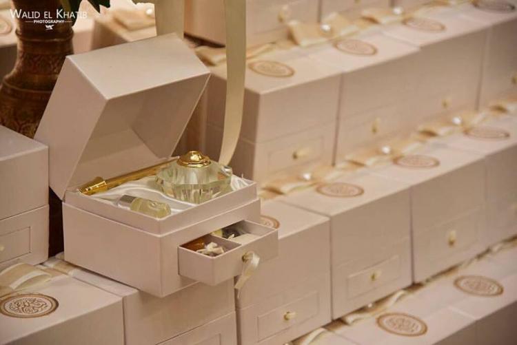 أشهر محلات هدايا وتوزيعات الزواج في لبنان