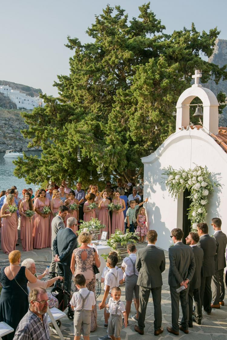 Reasons to Have Your Destination Wedding in Rhodes