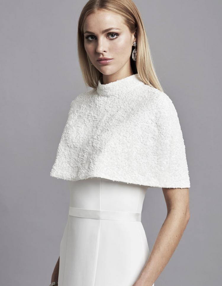 مجموعة كارولين كاستيجليانو لفساتين زفاف 2020