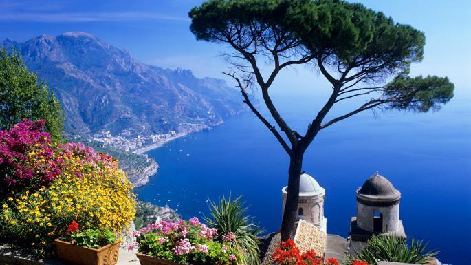 Honeymoon Destination: Ravello - Italy