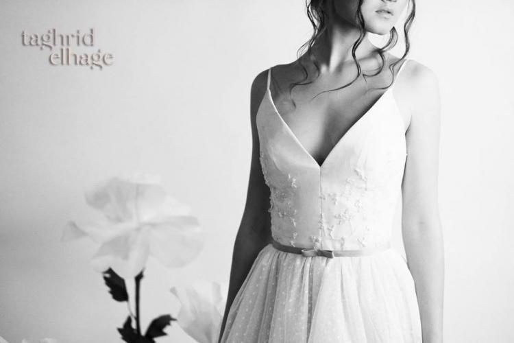 "Taghrid El Hage ""Bouquet"" Bridal Collection"