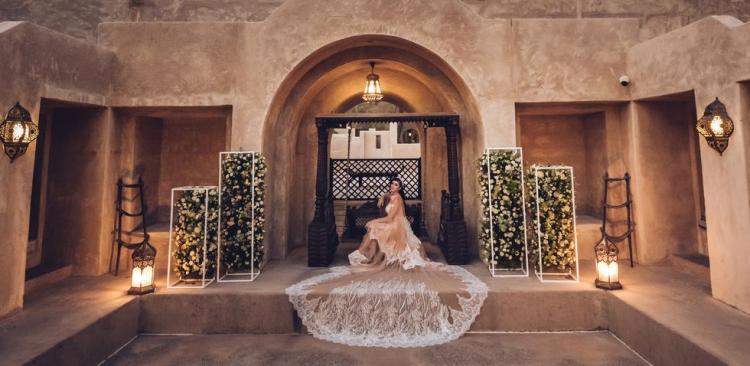 أشهر المنتجعات الصحراوية في الإمارات لإقامة حفلات الزفاف