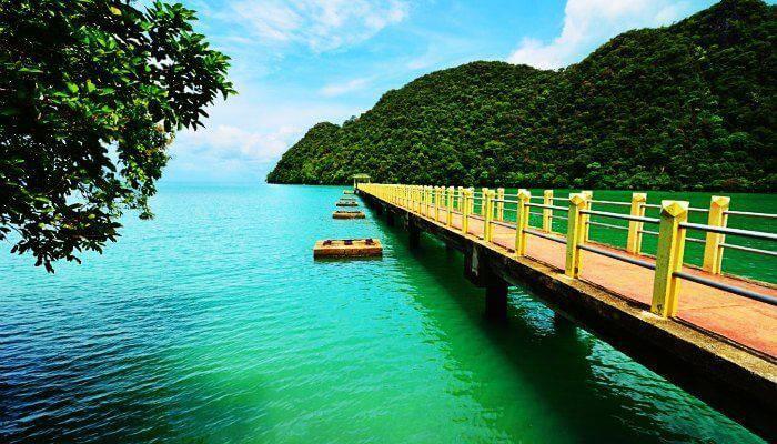 Your Honeymoon in Malaysia