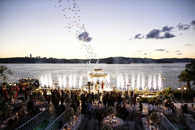 ازدياد التوجه نحو إقامة حفلات الزفاف الهندية في تركيا