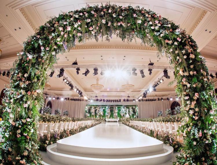 Luxurious Kosha Designs For Your Glamorous Wedding