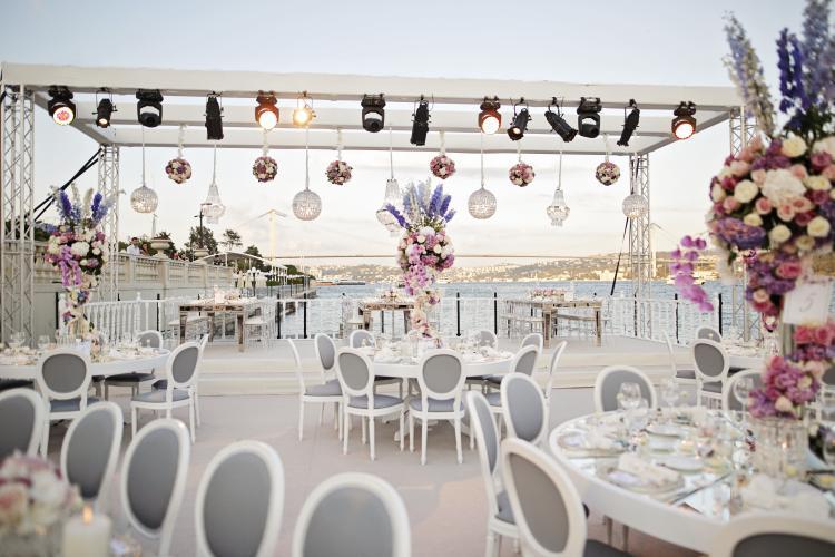 A Magical 3 Night Pakistani Wedding Celebration in Turkey