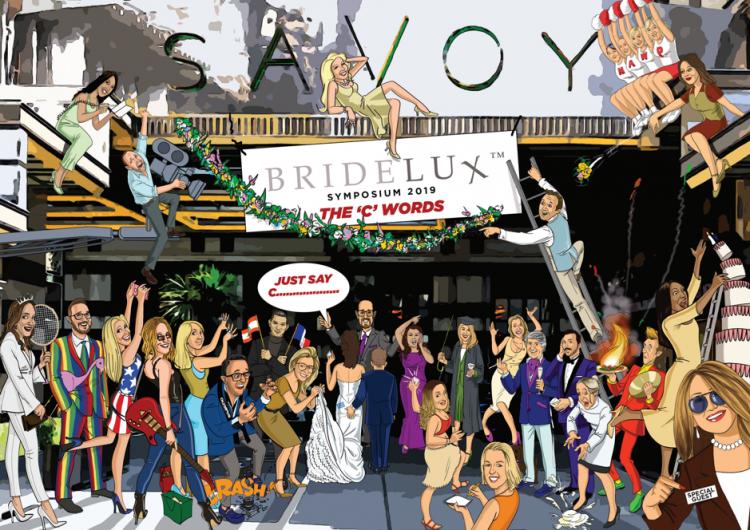 BRIDELUX Symposium Curates Top Expert Speakers