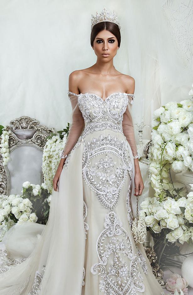 Dubai Wedding Dresses Designers Arabia Weddings