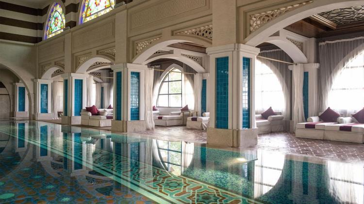 أشهر مراكز سبا في دبي