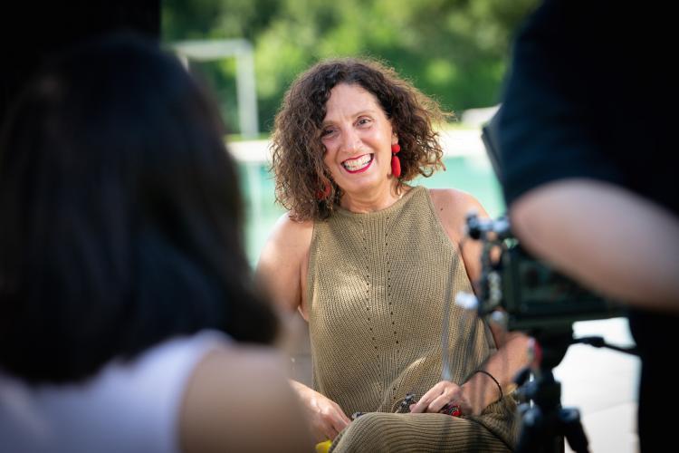 مقابلة مع باتريزيا إرميتشي من جوان إسترادا سبيشال ويدينجز