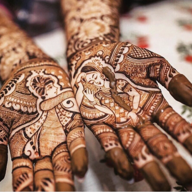 Top Places for Henna in Dubai