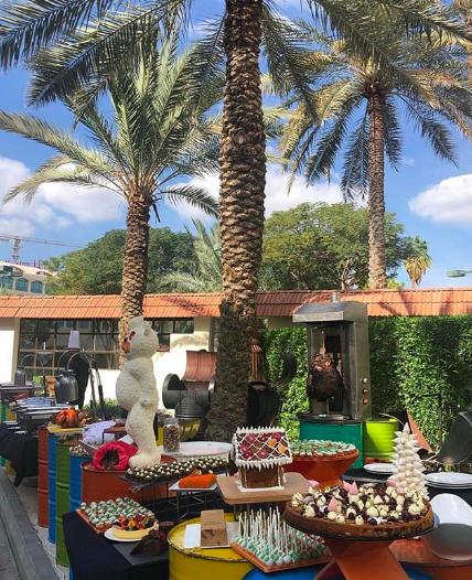 لو ميريديان دبي يتفوق في خدمات الطعام والضيافة