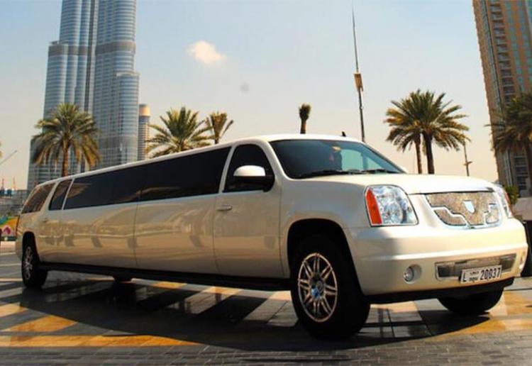 Top Limo Rental in Dubai