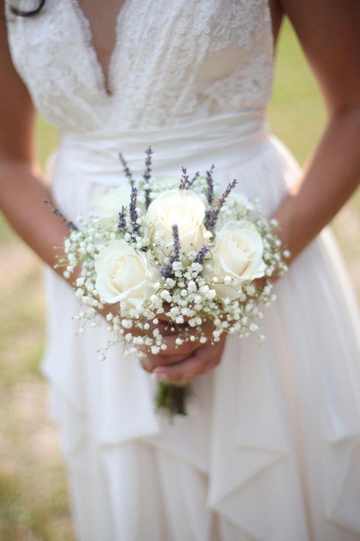Minimal Bridal Bouquet Arabia Weddings