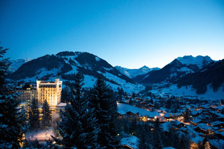 Destination Gstaad: 6 Reasons to Get Married in The Swiss Alps