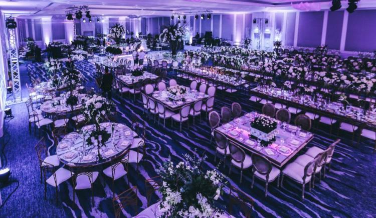 Largest Ballrooms at 5 Star Hotels in Amman