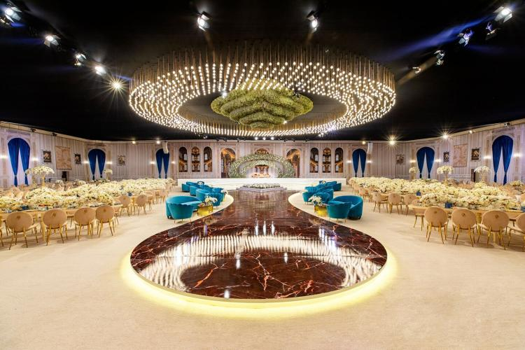 The Largest Wedding Ballrooms at Hotels in Qatar