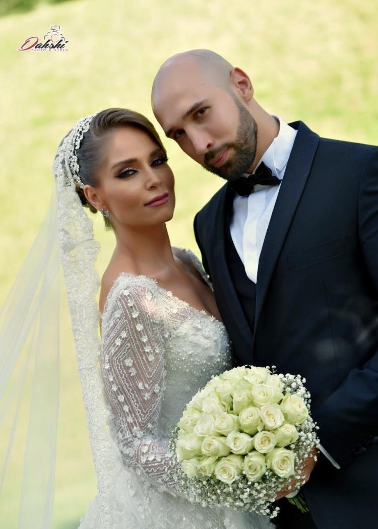 حفل زفاف سماح ومحمد في لبنان