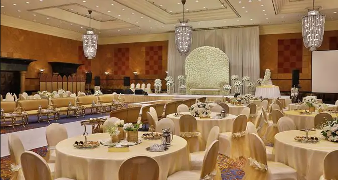The Largest Hotel Ballrooms in Jeddah