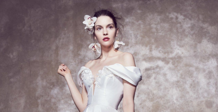 أجمل اكسسوارات شعر العروس لفصل الربيع
