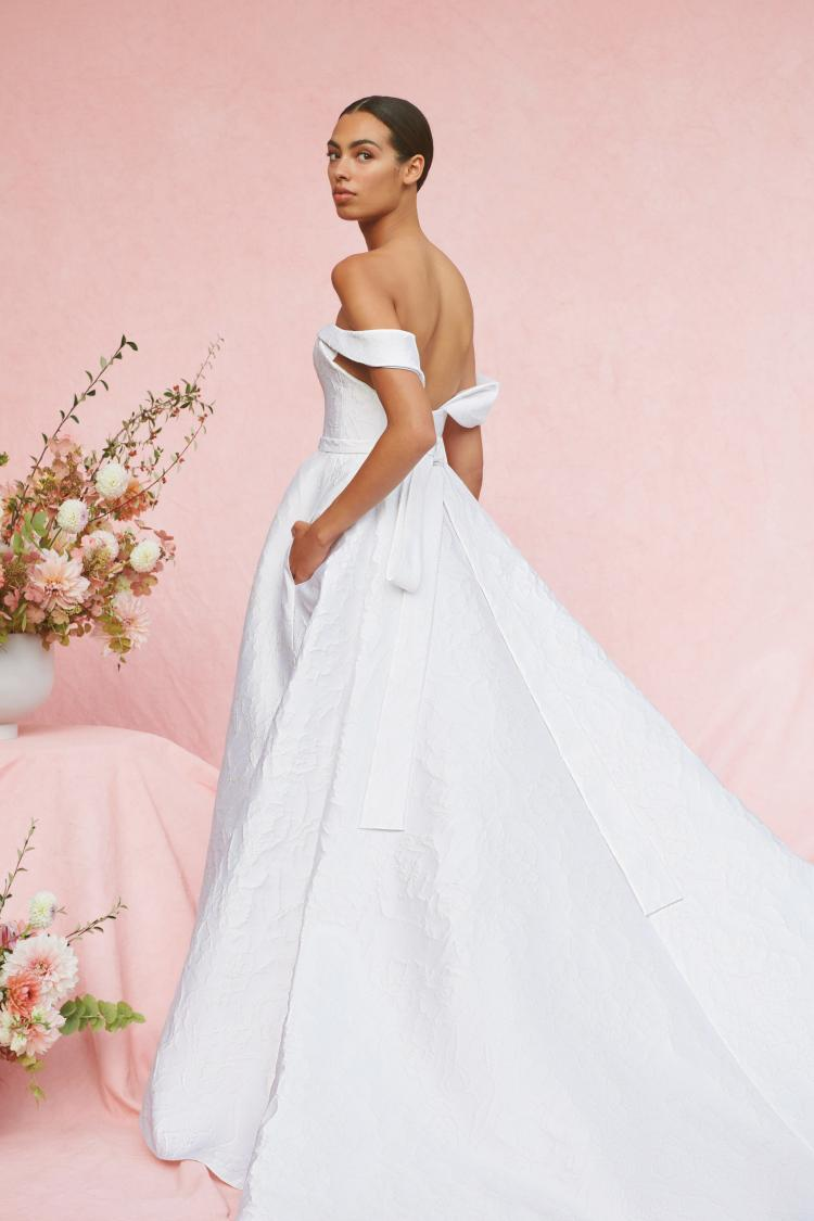 Carolina Herrera Fall 2020 Wedding Dresses