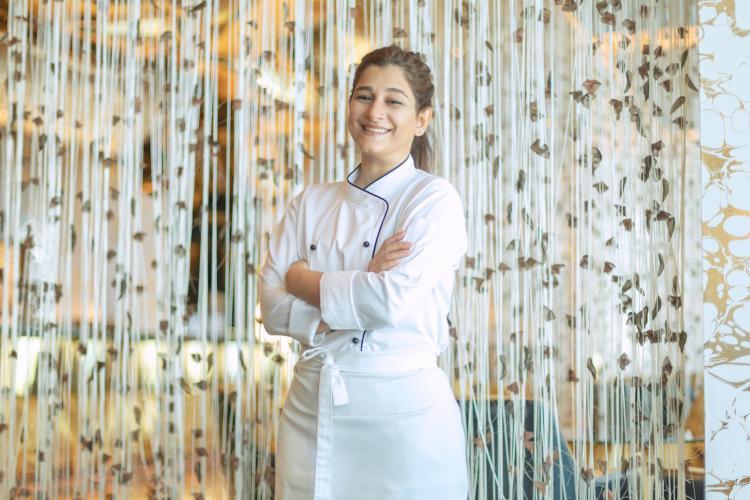 A Chit Chat with Chef Sahar Parham Al Awadhi