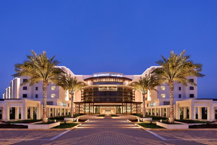 JW Marriott Opens in Muscat