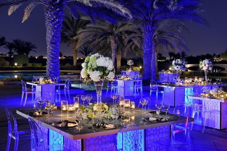Address Montgomerie to Host The Scenic Wedding Fair