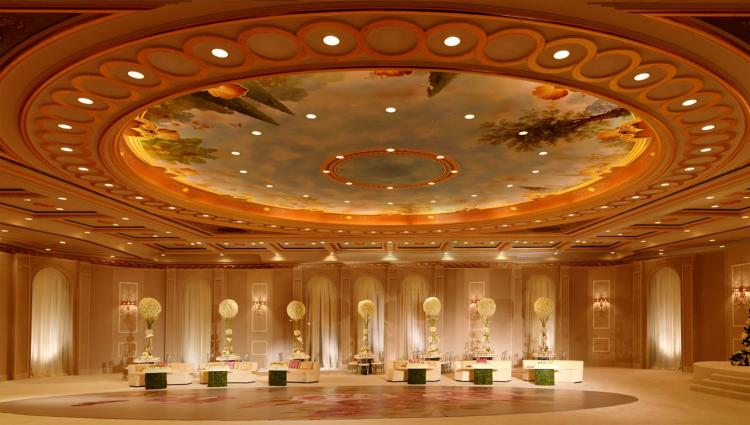 The Largest Hotel Ballrooms in Bahrain