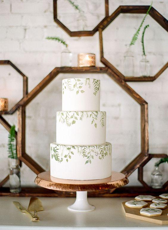 Beautiful Wedding Cakes for Spring