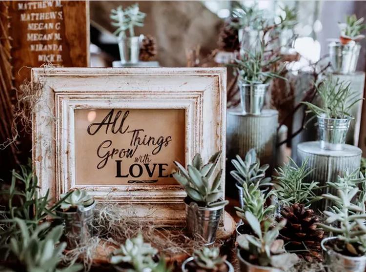 أفضل صيحات حفلات الزفاف لعام 2020: الحفلات الصديقة للبيئة