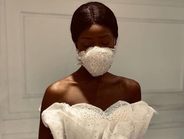 Egyptian Fashion Designer Releases Bridal Face Mask