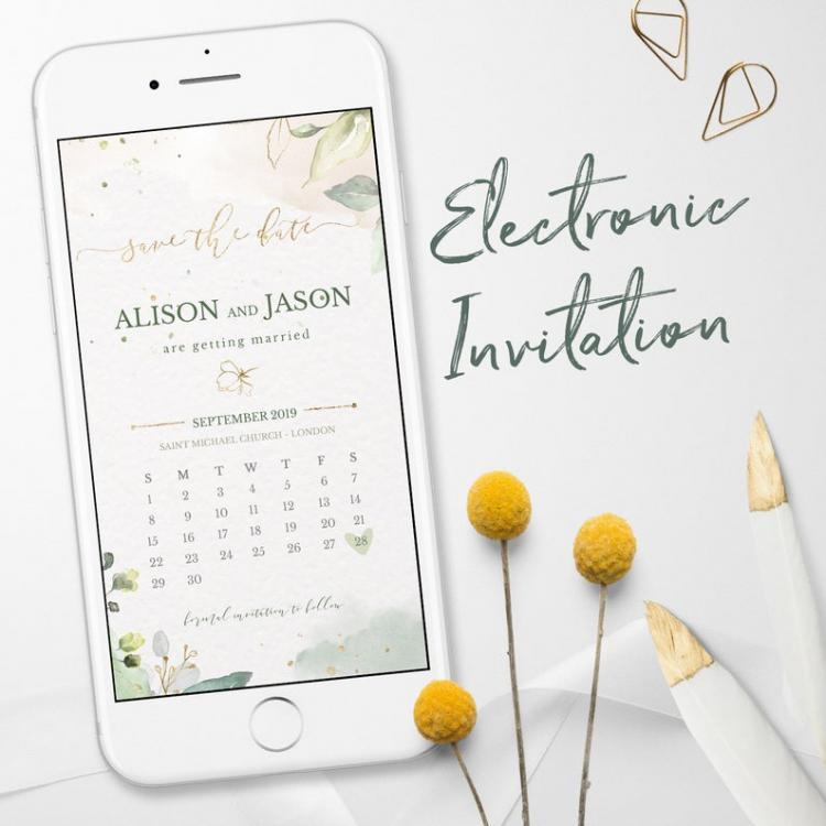 Digital Wedding Invitations: Are Email Wedding Invitations Tacky?