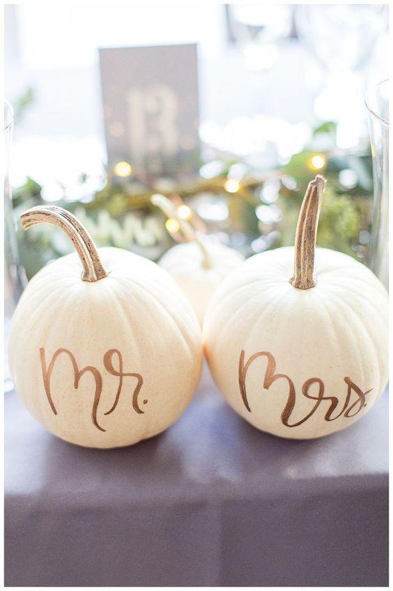10 أفكار لحفل زفاف في فصل الخريف ستعجبك بالتأكيد