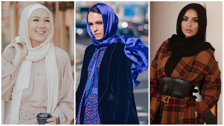 The Right Hijab for Your Face Shape